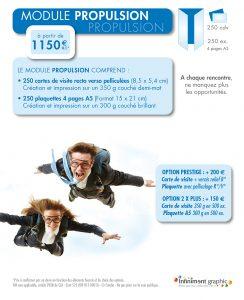 Infiniment Graphic Communication forfait plaquette