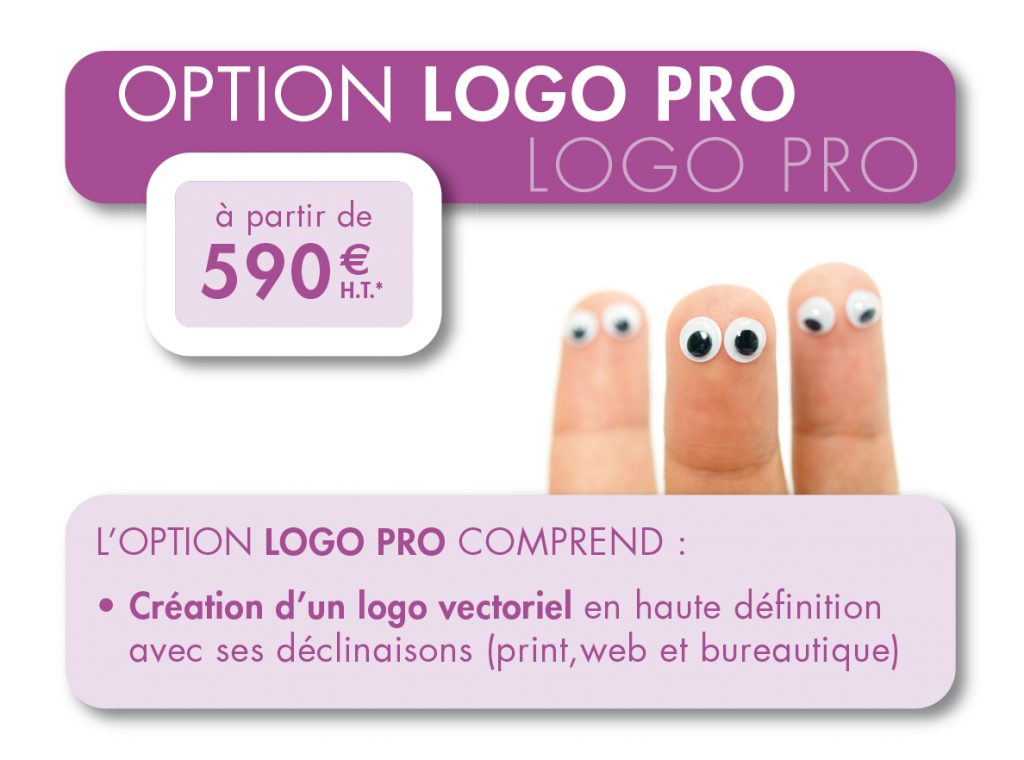 Infiniment Graphic Communication Pack logo pro