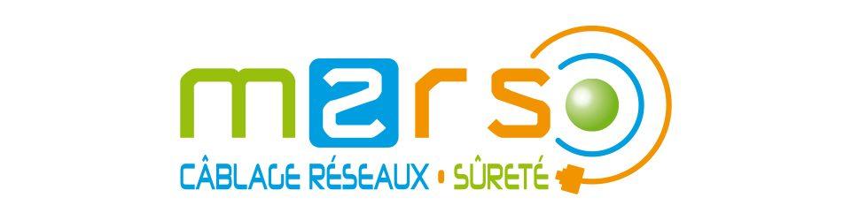 Infiniment Graphic Logo cablage reseaux