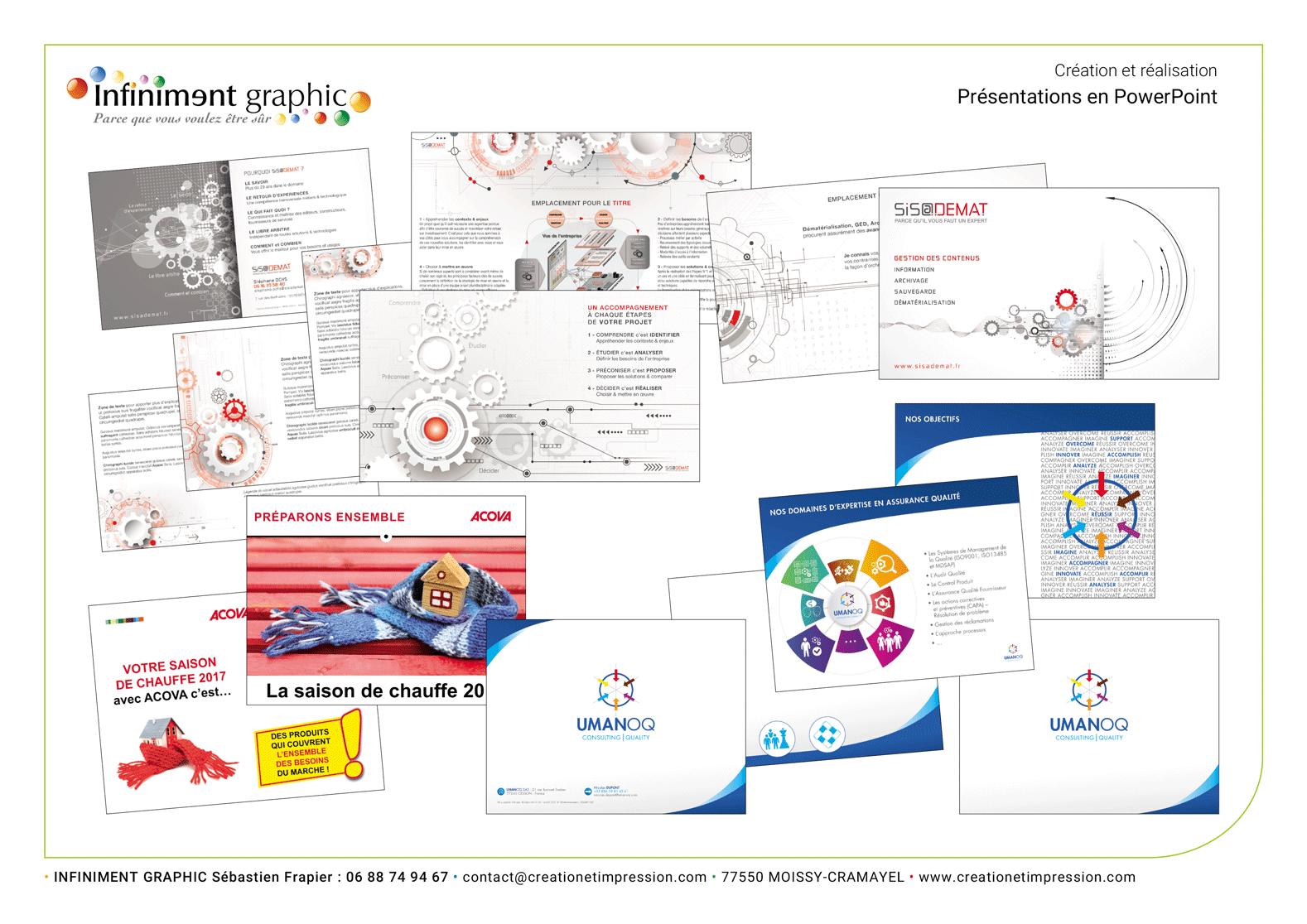 Présentations pour PowerPoint 4