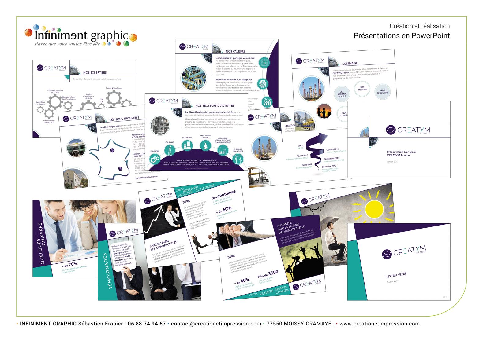 Présentations pour PowerPoint 5
