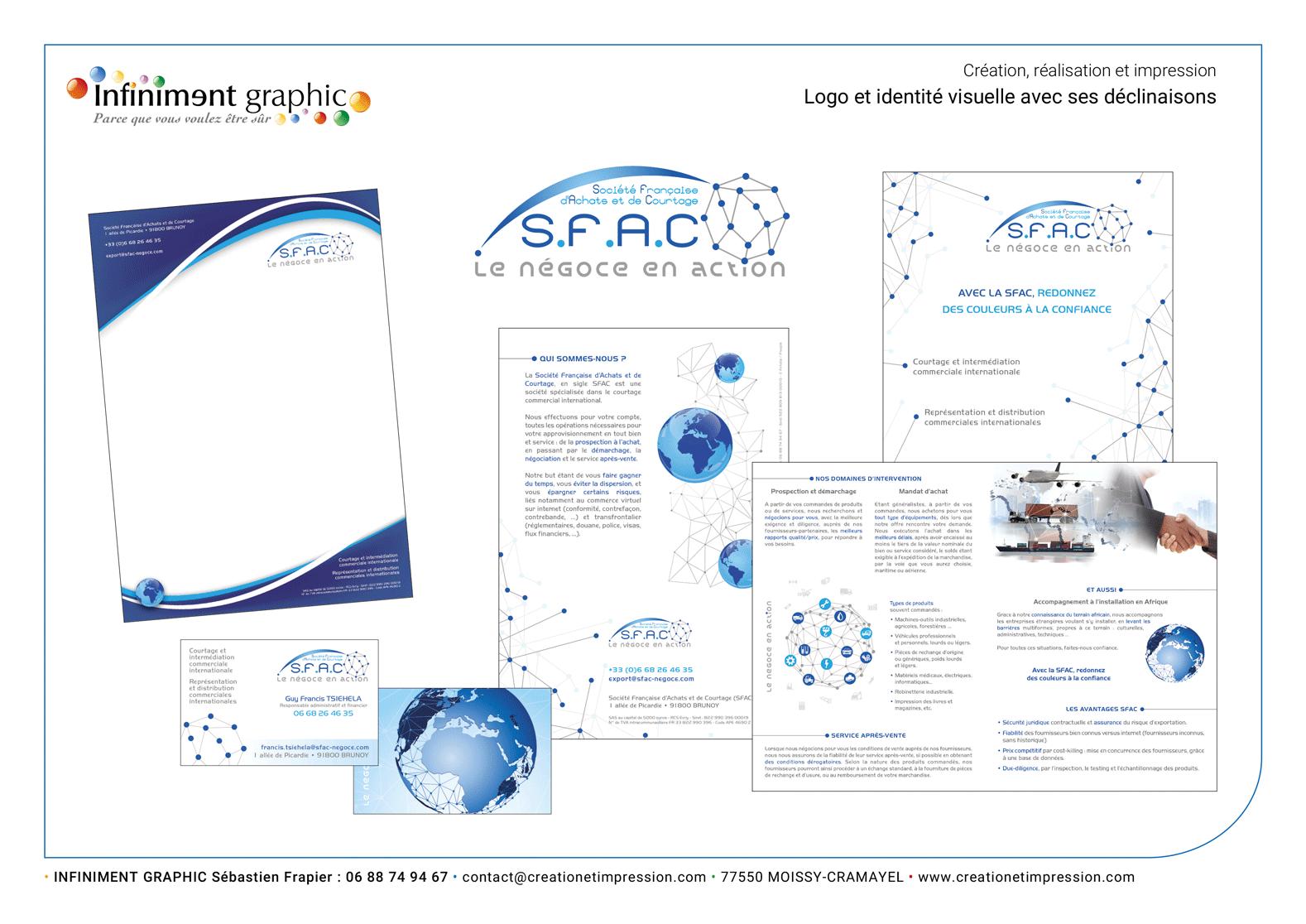 SFAC Logo Plaquette Tête de lettre cdv