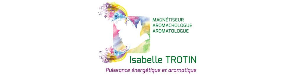 Infiniment Graphic creation logo magnétiseur